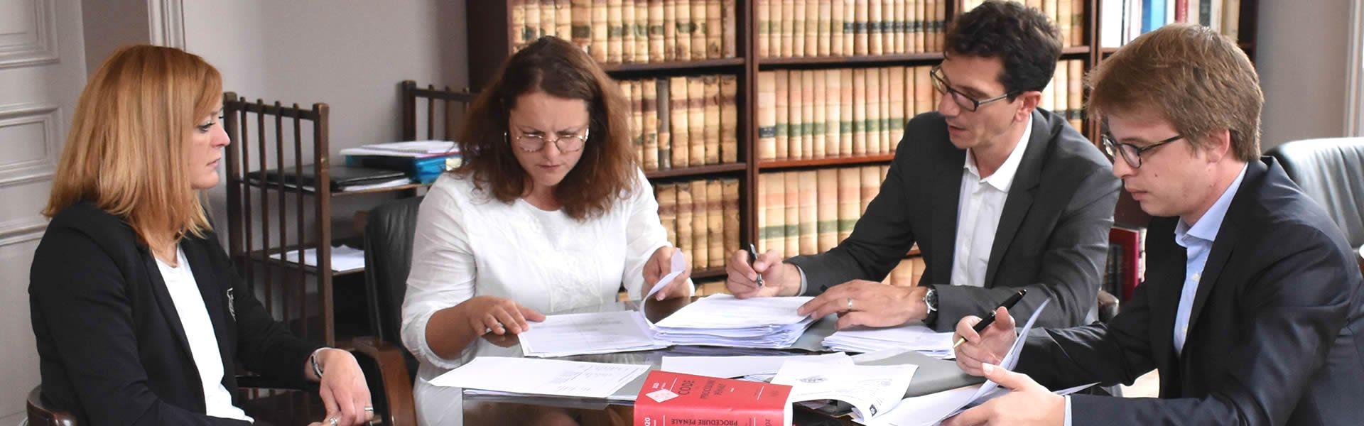 Cabinet d'avocats Brochen Goeminne